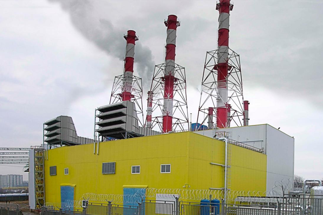ГТЭС «Коломенское», Россия