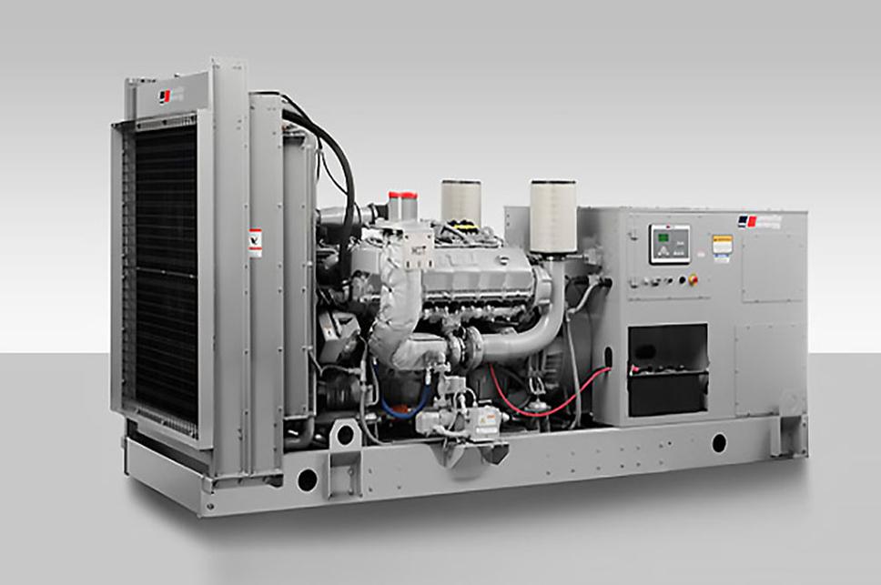 MTU 1600, дизель, 50Гц/460 – 730 кВА