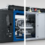 MTU 400, 50 Гц, биогаз